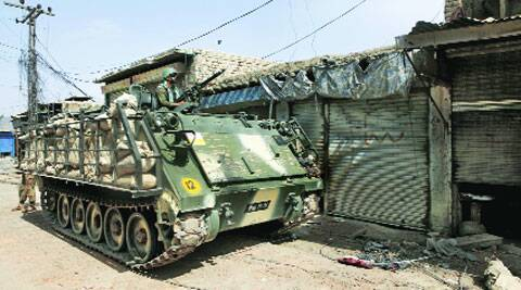 The Pakistan army is unlikely to be pushed back into barracks.