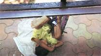 Boy tied to bus stop in Express photo finds new home in Dongri's Children's Aid Society
