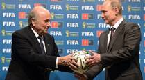 Voices questioning Russia's right to host 2018 World Cup grow stronger