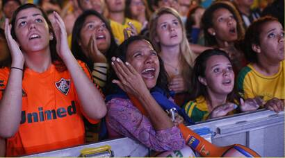 FIFA World Cup: Fans lament Selecao's nightmarish exit