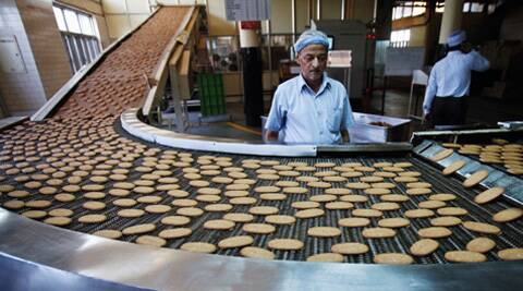 In a filing to the BSE, Britannia Industries said the contract workers at its factory located in Delhi have gone on an illegal strike. (Reuters)