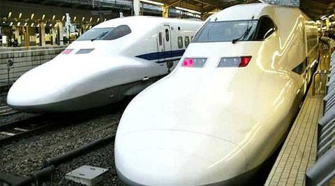 bullet train, bullet train india, super luxury coaches, bullet, railways, Spanish Talgo coaches, bullet train test