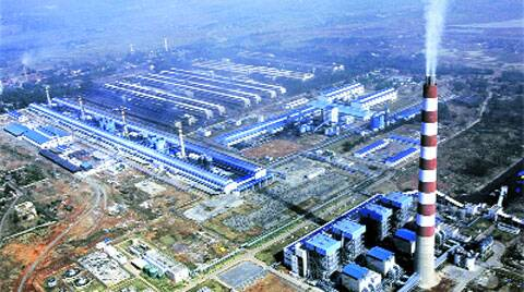 A file picture of Balco's plant at Korba, Chhattisgarh.