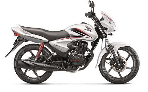 Honda launches 2014 version of CB Shine 125cc motorcycle ...