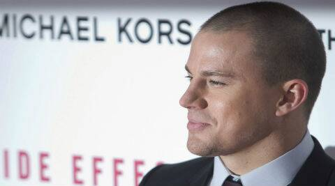 Channing Tatum has shaved his head. (Source: Reuters)