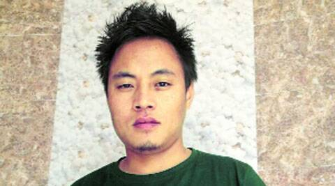 Police said Wilungbou Chawang was at a friend's house inChirag Delhi the night before his death. ( Express photo )