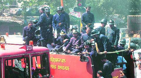 The Fire and Emergency Services Committee was more active in the previous tenure of the MC when mock drills were organised and frequent checks were held.