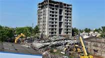 Chennai building collapse: Labourer from Odisha rescued after 3 days