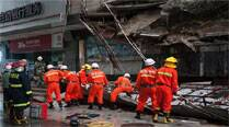64 killed in two typhoons in China; 21 still missing