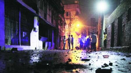 UP panchayat polls: Cowshed catches fire due to bursting of crackers, sparksviolence