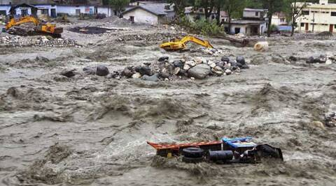 Uttarakhand: Six killed as cloudburst hits Tehri, rescue operation underway