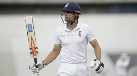 I am delighted to get those 95 runs: Cook