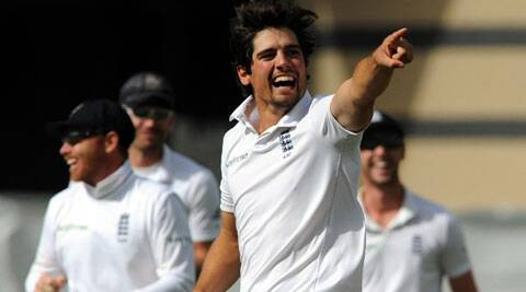 England captain Alastair Cook criticised the Trent Bridge pitch. (Source: AP)