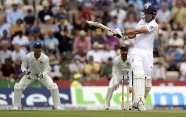 India tour of England: Return of captain Cook