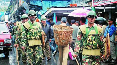 Citing no militancy, Centre pulls out 13 CRPF companies from N Bengal