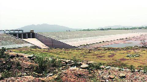 The dam was constructed at a cost of Rs 208.37 crore