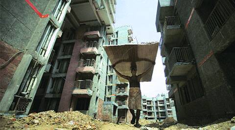 The 850 flats are located in areas like Narela and Dwarka.