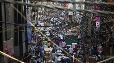 India's current urban population is 410 million people and this will grow to 814 million by 2050. (Source: Express Archive)
