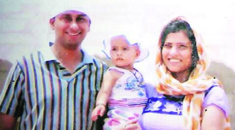 Parul and Aayushi seen with Nitin