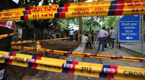 The September 2011 Delhi High Court blasts had left 15 people dead. (Source: PTI)