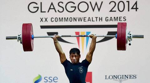 The lifter has overcome many 'wash-outs' on his way to winning the gold medal at Glasgow 2014. (Source: PTI)