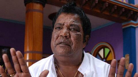 71-year-old Dhandapani complained of uneasiness.