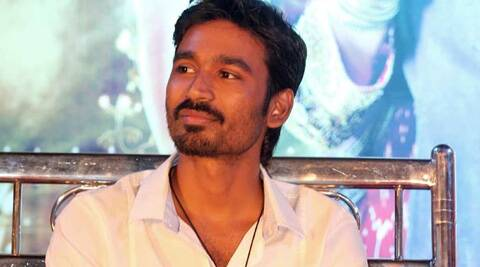"A delighted Dhanush dedicated his ""tears of joys to all""."