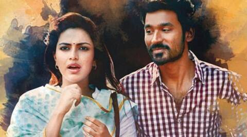 Dhanush's Tamil action-comedy 'Vela Illa Pattathari' is the actor's 25th film.