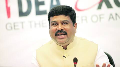 MoS, Petroleum and Natural Gas, Dharmendra Pradhan, who was once BJP in-charge of Bihar, is confident of the party doing well in the state. In this Idea Exchange moderated by Senior Editor D K Singh, he regrets the controversies generated over Maharashtra Sadan and Sania Mirza. Source: Express Photo