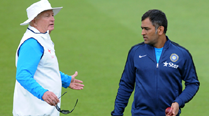 Mahendra Singh Dhoni ready to bat at No. 6, hints at five bowlers for first Test
