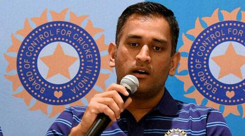 Dhoni said that he can pick up a lot of positives from the first Test at Trent Bridge. (Source: PTI File)