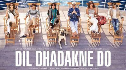 Bhushan Kumar's T-Series has acquired the music rights of Zoya Akhtar's 'Dil Dhadakne Do' and Ritesh Deshmukh-Jacqueline Fernandes starrer 'Bangistan'.