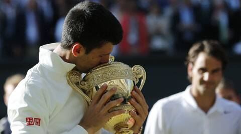 The new World No.1 triumphed 6-7(7) 6-4 7-6(4) 5-7 6-4 in a thriller lasting close to four hours. (Source: Reuters)