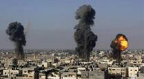 Israel downs Hamas drone as Gaza conflict claims 172 lives