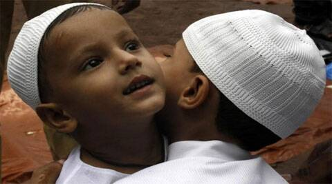 Eid celebrated peacefully in Uttar Pradesh