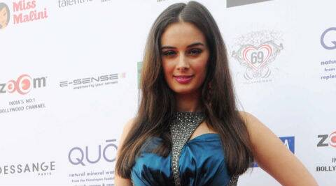 Evelyn Sharma: I'm very excited as singing is something I have always been passionate about.