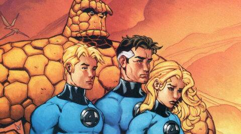 The new 'Fantastic Four' will star Kate Mara, Miles Teller, Michael B Jordan and Jamie Bell.