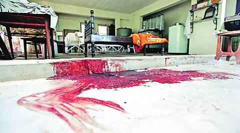 Attacks on farmhouses: People gang together, hold night vigil