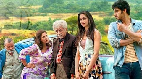 Finding Fanny is a quirky drama starring Naseeruddin Shah, Pankaj Kapur.