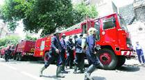 To cut response time, fire brigade set to purchase 16 new fire engines