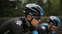 Defending champ Froome crashes in fourth stage of Tour