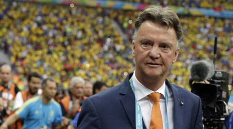 The New United boss (Source: AP)