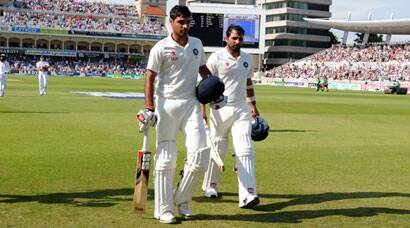 Shami, Bhuvi's moment in the sun