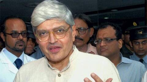Mahatma Gandhi's grandson and former West Bengal Governor Gopalkrishna Gandhi (Source: PTI)