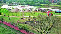 City gets newest green offering: Garden of Palms at Rs 5crore