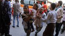 UN school in Gaza caught in cross-fire; 15 killed