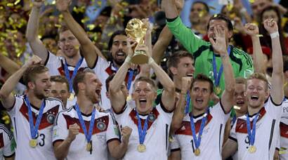 FIFA World Cup: Germany's 24-year wait ends in extra-time