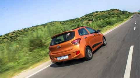 The introduction of the Hyundai Grand i10 LPG will appeal to a new set of customers.