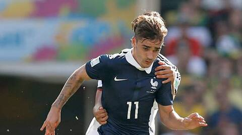 Griezmann is all set to m