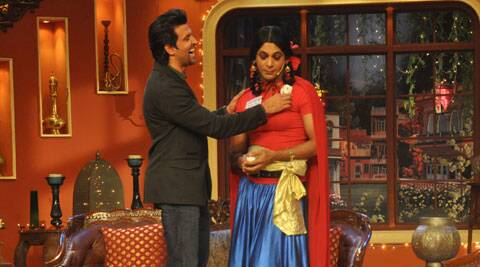 Sunil Grover says that re-entering 'Comedy Nights With Kapil' is like coming home and collaborating with its host Kapil Sharma was like reuniting with an old friend.